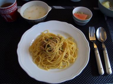 昼食20081229