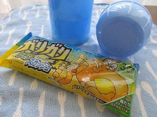 レモンスカッシュ味。