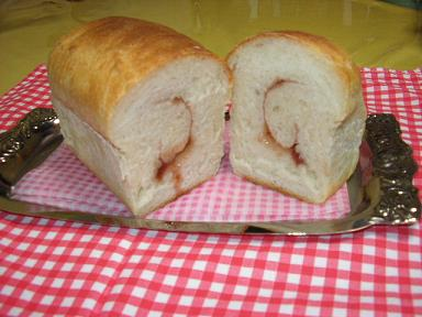 ジャムロールパン2