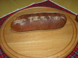 グラハムパン