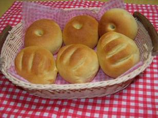 ソフトフランス&あんパン