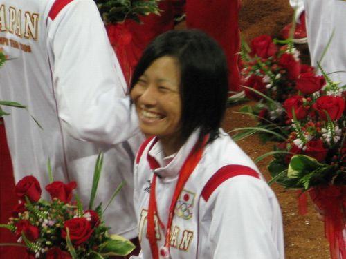 北京五輪女子ソフト決勝6