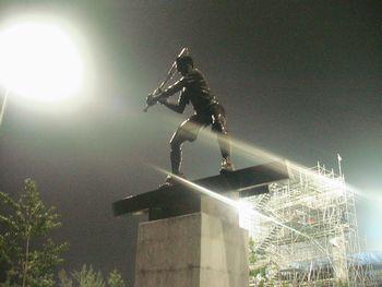 北京五輪女子ソフト決勝10