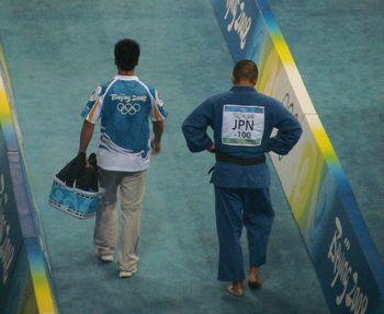 北京五輪柔道4