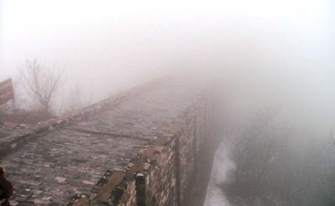 司馬台長城 横壁なしで危険