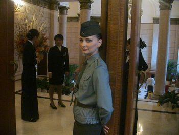 ソビエト女兵士