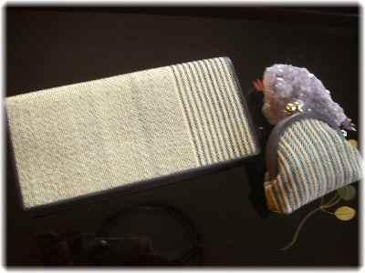 芭蕉布の財布