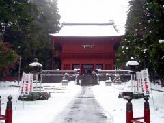 岩木山神社☆