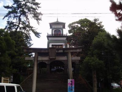 尾山神社☆