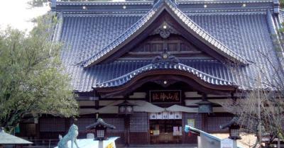 尾山神社本殿☆
