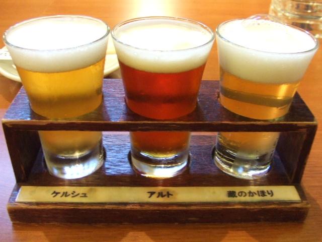 黄桜の地ビール