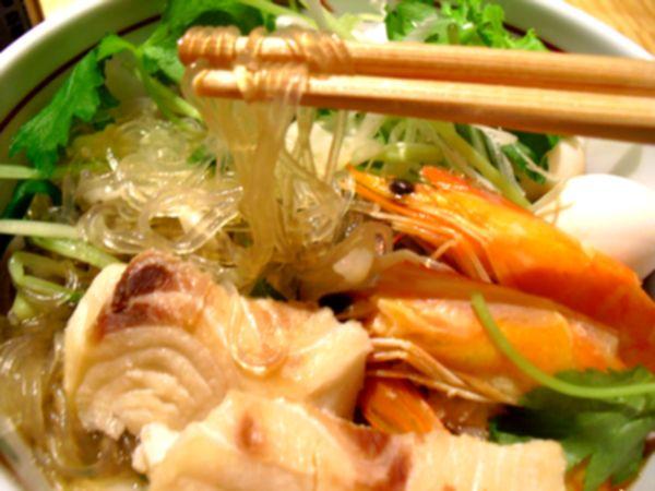 鯛ぴ燕~和と中華のコラボレーション