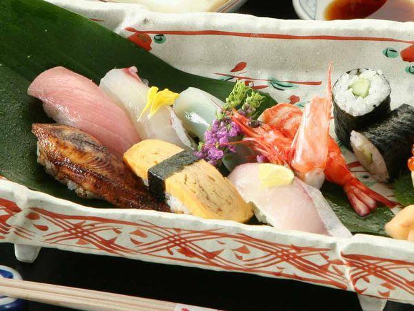 2010年9月平日限定!寿司&天ぷら食べ放題☆