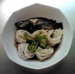 メバル素麺