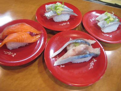 回転寿司 とっぴー