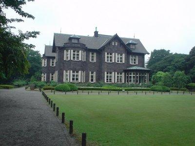 旧古河邸1