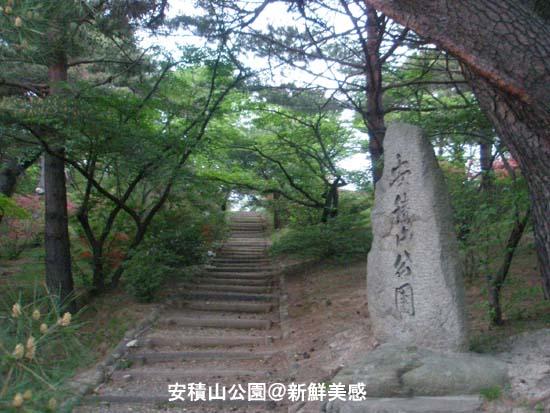 安積山公園