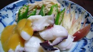 烏賊と野菜の辛し酢味噌和え.jpg
