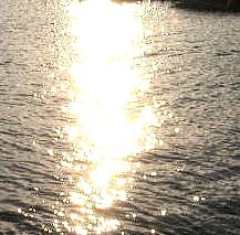 芦ノ湖の湖面