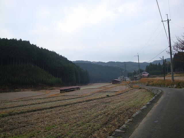 トレイル北山西05