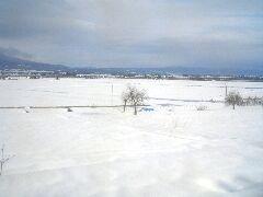 どこまでも、雪