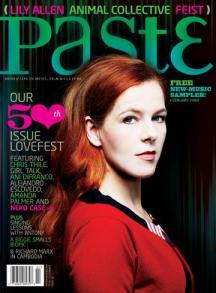 Paste Mag.