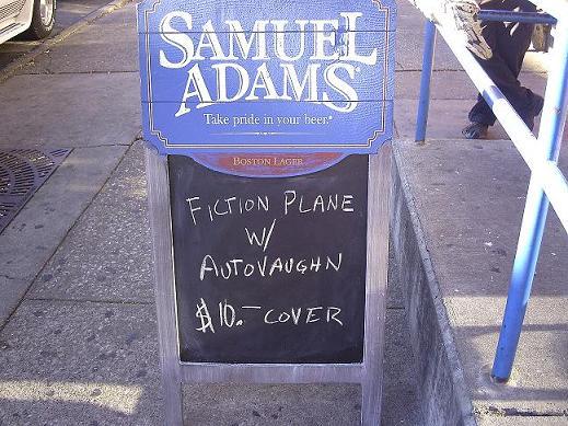 Fiction Plane