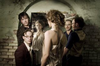 Abigail Washburn & The Sparrow Quartet f. Bela Fleck