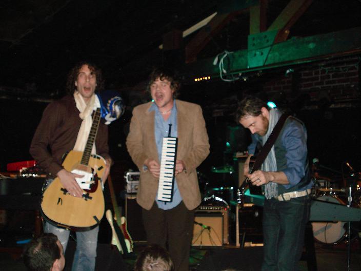 The Gabe Dixson Band 12/09/08