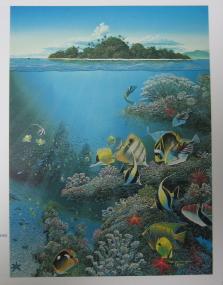 under sea song