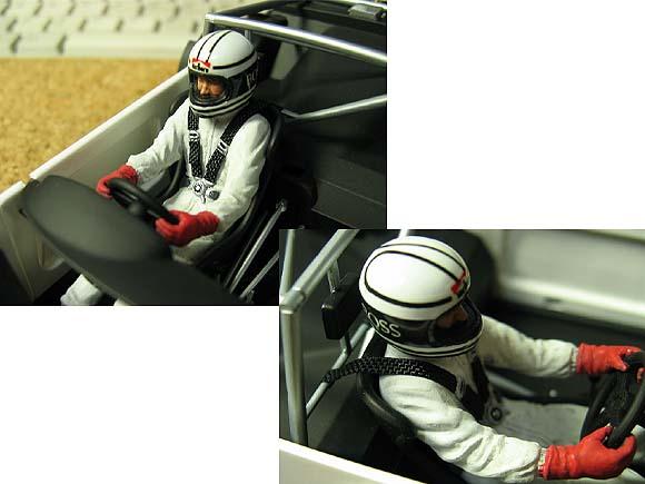 ドライバー完成