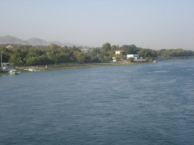 シルダリヤ川 | ようこそ タジキ...