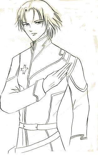 制服キース