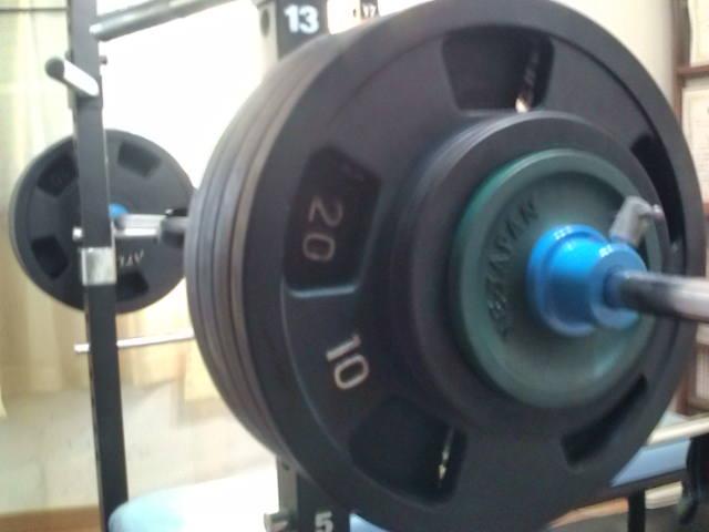 バーベル 180kg