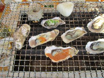 船越の牡蠣2