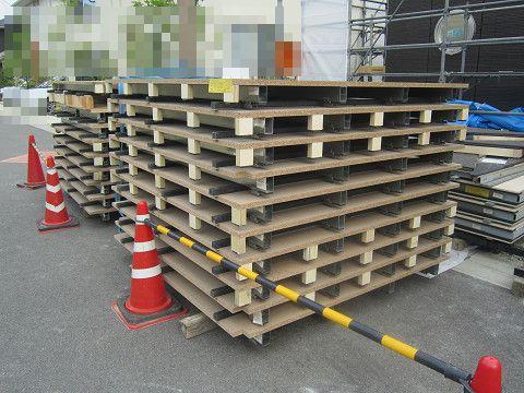 建て方床材
