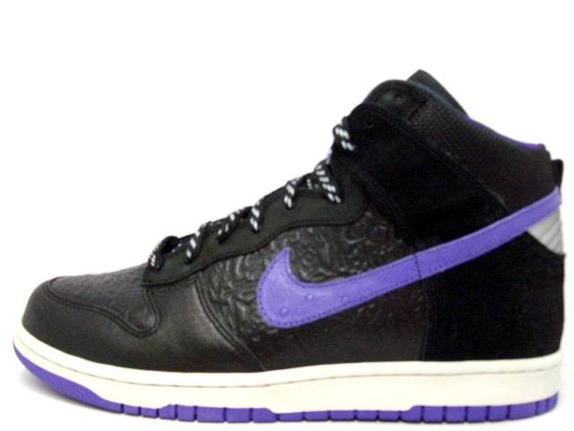 NIKE DUNK HIGH STUSSY LA