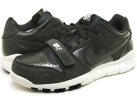 NIKE (ナイキ) TRAINER DUNK LOW BLK/BLK-SAIL