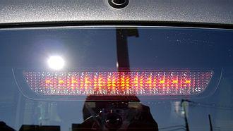 LEDハイマウント