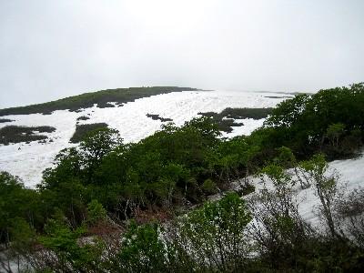 2009月山 月山リフトから大斜面.JPG