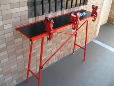 ワクシングテーブル