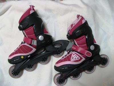 インラインスケート靴 K2