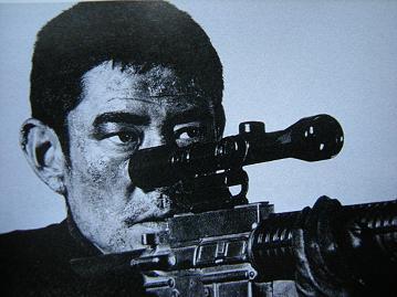 実写版「ゴルゴ13」DVD化!