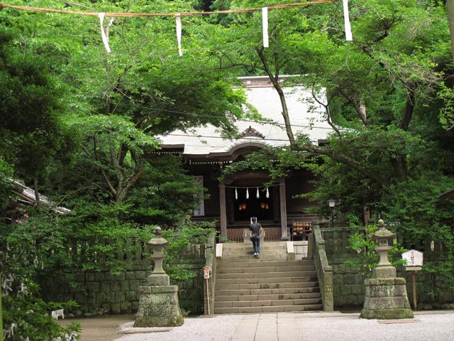 御霊神社☆鎌倉