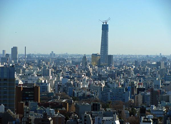 東京スカイツリー☆文京シビックセンター