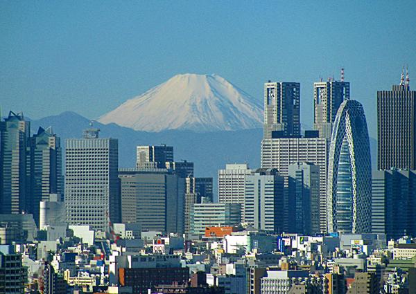 富士山☆文京シビックセンター