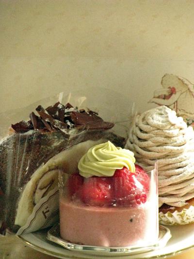 CODTのケーキ☆北区西ヶ原