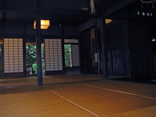 和室☆岡本民家園