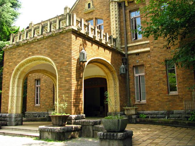 旧前田公爵邸☆目黒区駒場