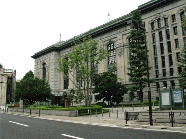 国際こども図書館☆台東区